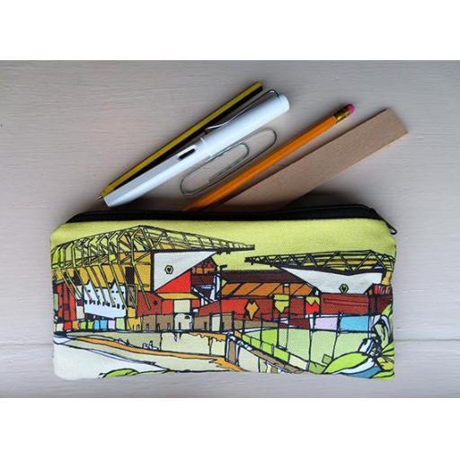 Wolverhampton Wanderers Pencil Case