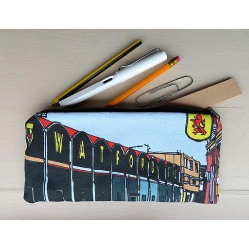 Watford Pencil Case
