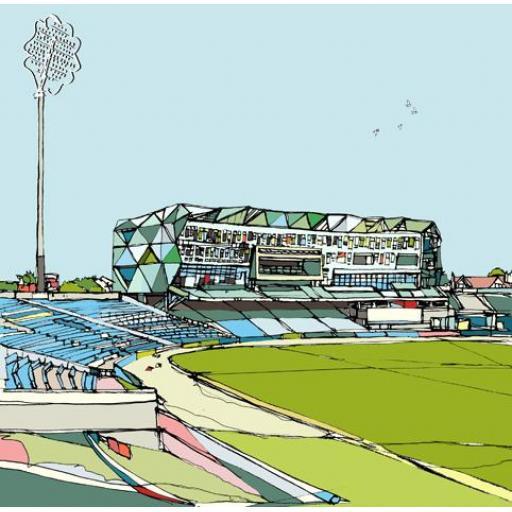 Headingley - Cricket Ground