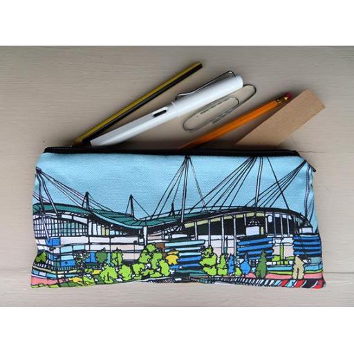 Manchester City Pencil Case