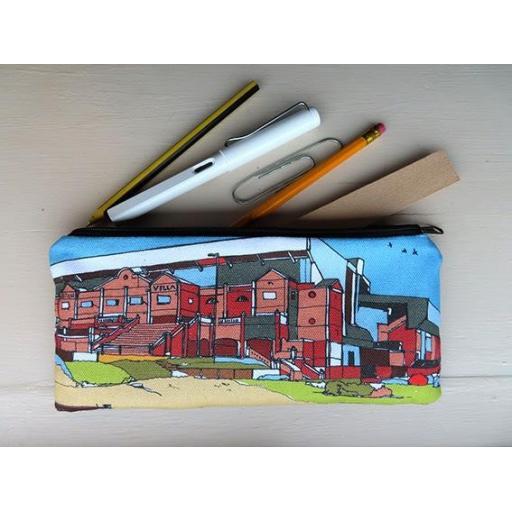 Aston Villa Pencil Case
