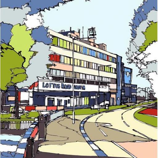 Queens Park Rangers - Loftus Road