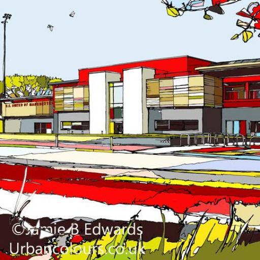 FC United - Broadhurst Park