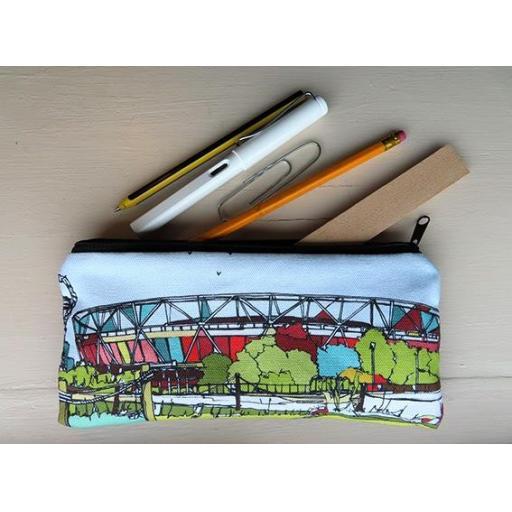 West Ham United Pencil Case