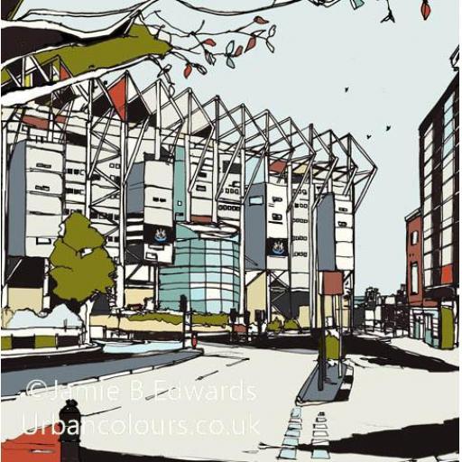 Newcastle United - St James Park