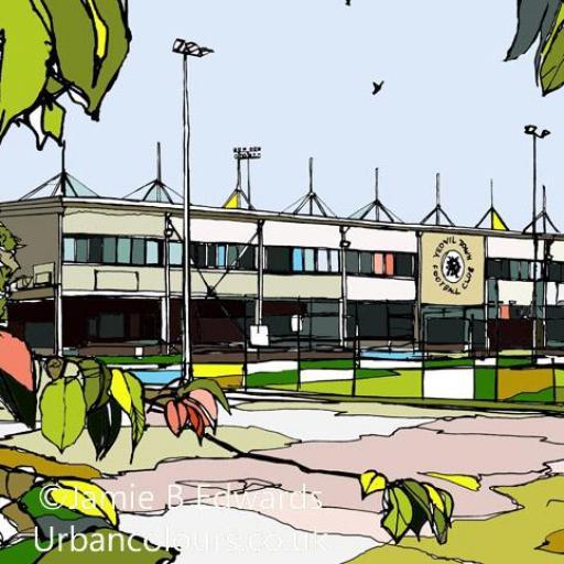 Yeovil Town - Huish Park