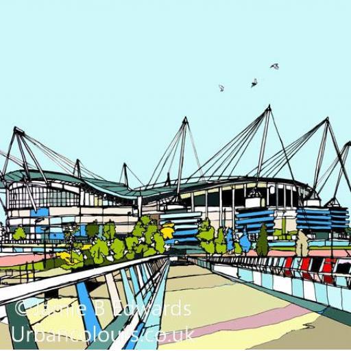 Manchester City - City of Manchester Stadium