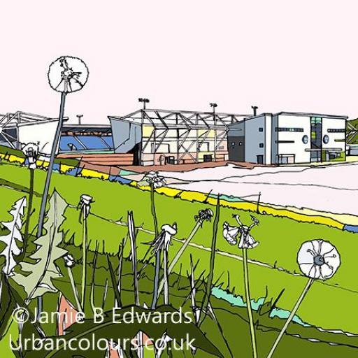 Shrewsbury Town - New Meadow Stadium