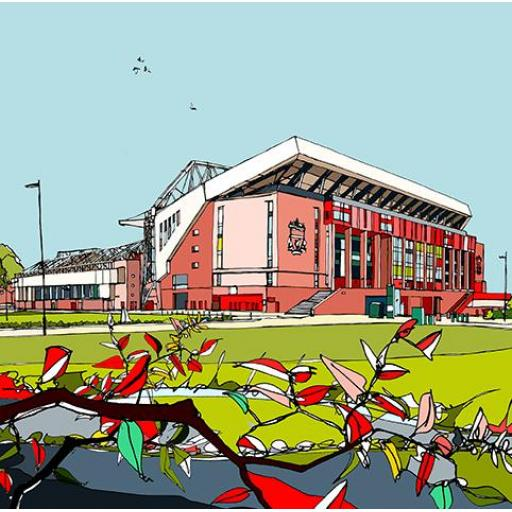 Liverpool - Anfield Home of the Champions
