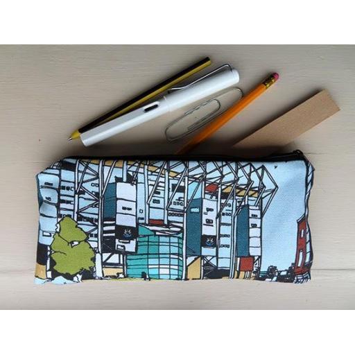 Newcastle United Pencil Case