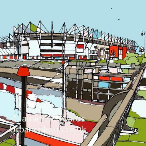 Middlesbrough - The Riverside Stadium