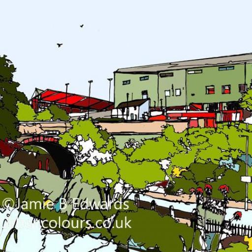 Exeter City - St James' Park