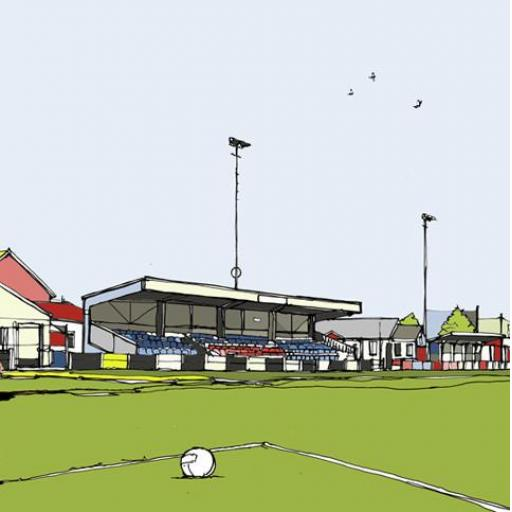 Congleton Town FC - Booth Street (now)