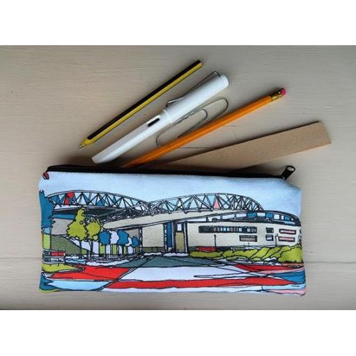 Brighton & Hove Albion Pencil Case