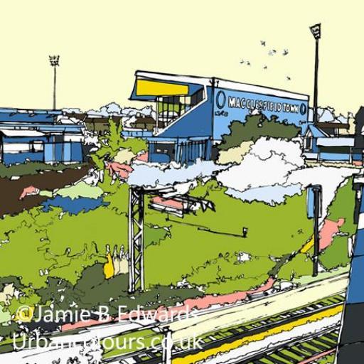 Moss Rose - Macclesfield Town FC