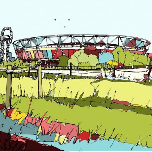 West Ham -London Stadium
