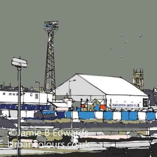 Hartlepool United - Victoria Park