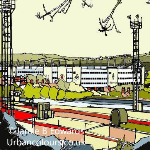 Swansea City - Liberty Stadium