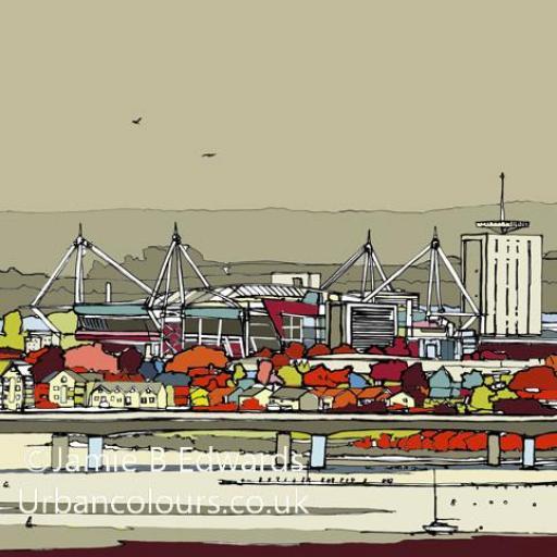 Millenium Stadium - Cardiff