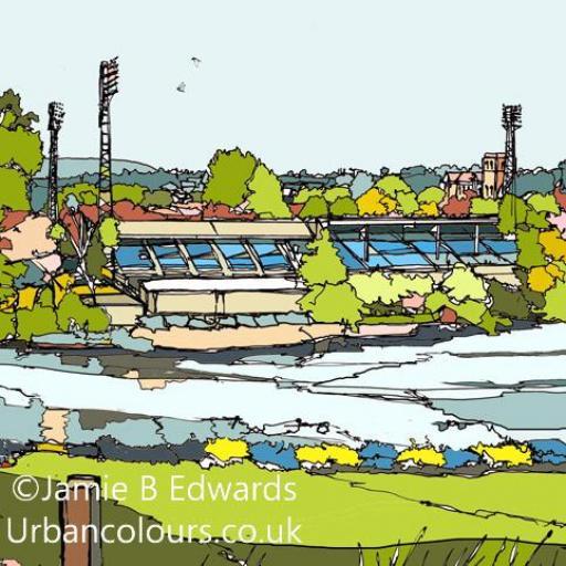 Shrewsbury Town - Gay Meadow