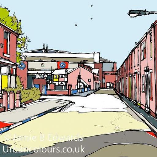 Blackburn Rovers - Ewood View