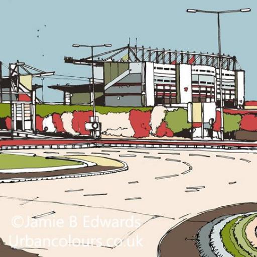 Stoke City - Britannia Stadium
