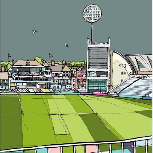 Trent Bridge - Cricket Ground