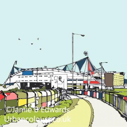 Bolton Wanderers - The Reebok