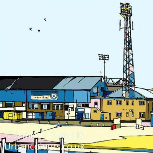 Peterborough United - London Road Stadium
