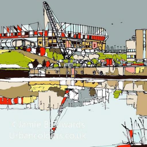 Sunderland - The Stadium of Light