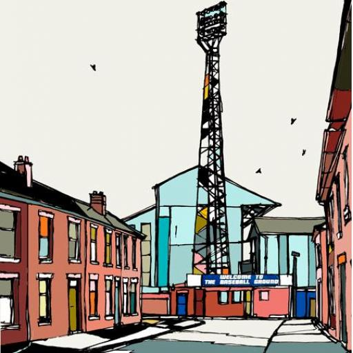 Derby County - The Baseball Ground