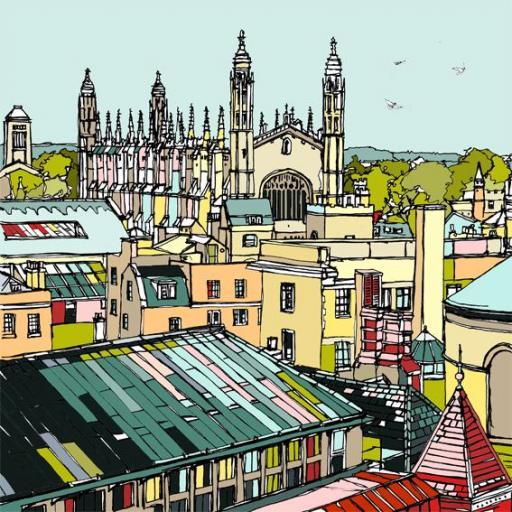 Cambridge Rooftops
