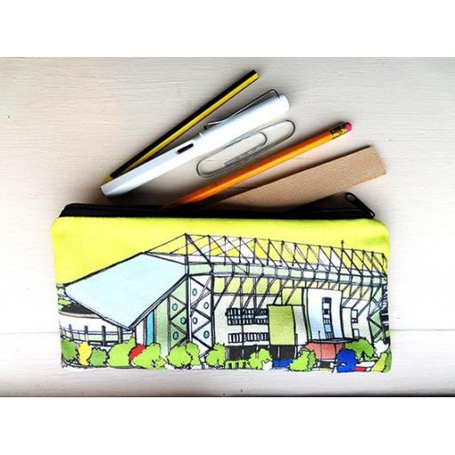 Leeds United Pencil Case