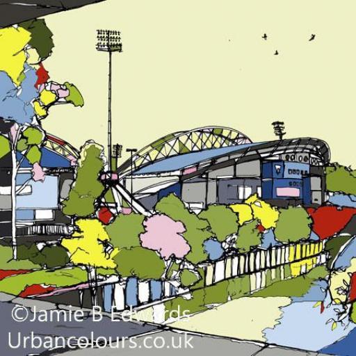 Huddersfield Town's Stadium