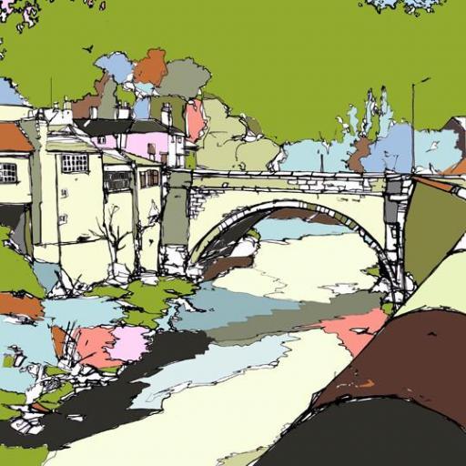 Marple Bridge, Cheshire