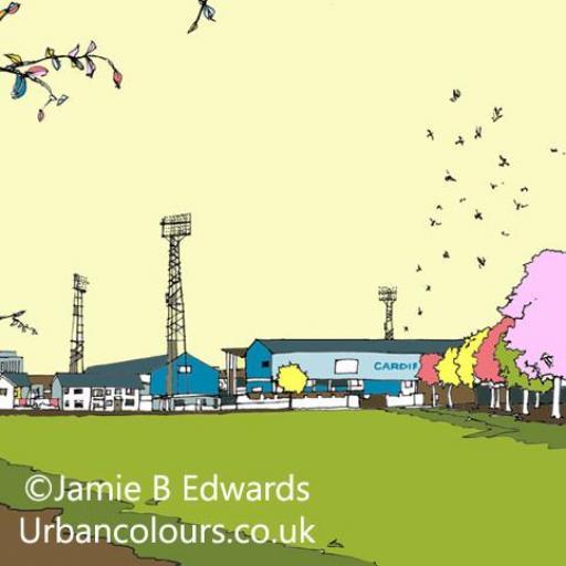 Cardiff City - Ninian Park