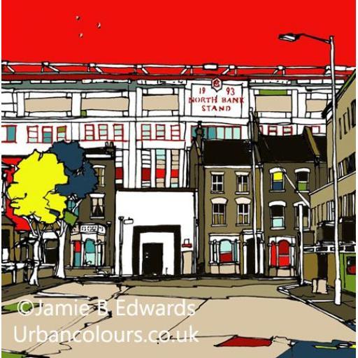 Arsenal - Highbury