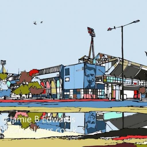 Ipswich Town - Portman Road