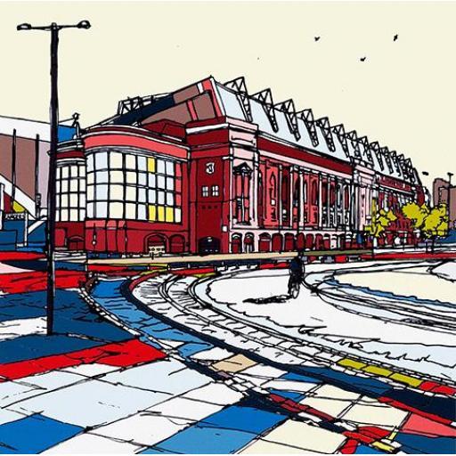 Glasgow Rangers - Ibrox