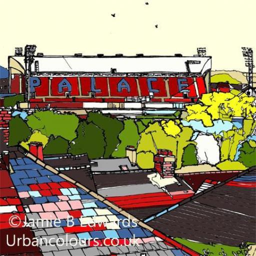 Crystal Palace - Selhurst Park