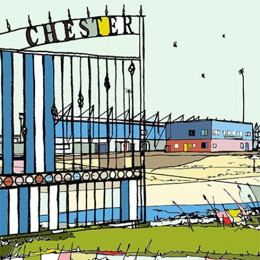 Chester FC - Deva Stadium