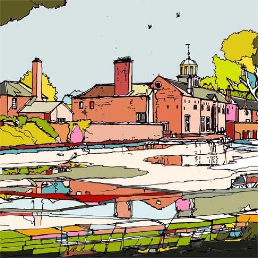 Dunham Massey, Cheshire
